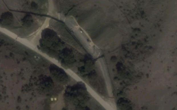 Camp7 gate